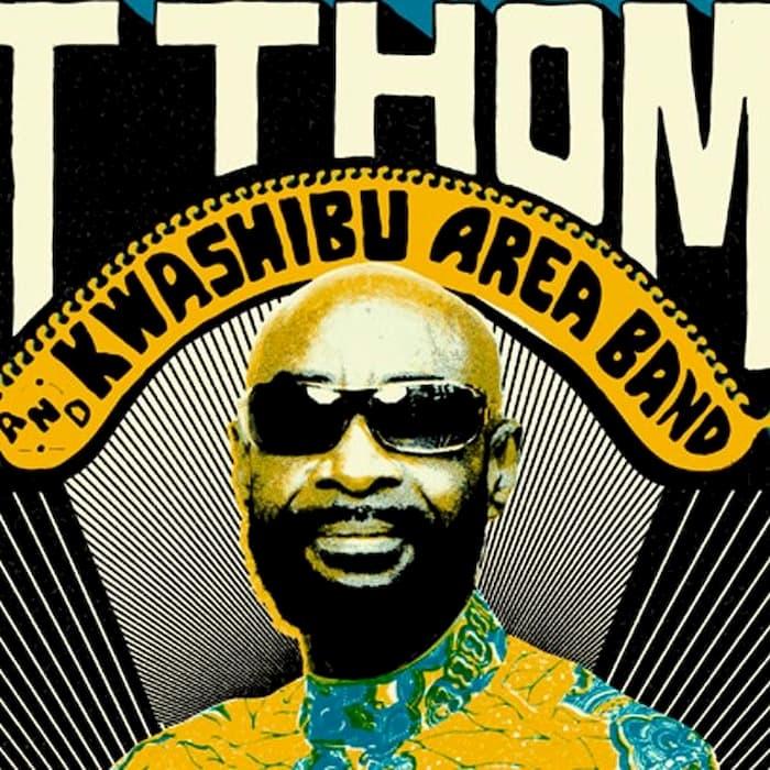 Pat Thomas & Kwashibu Area Band: The Golden Voice Of Africa