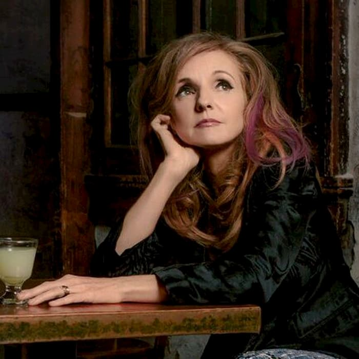 Patty Griffin with band
