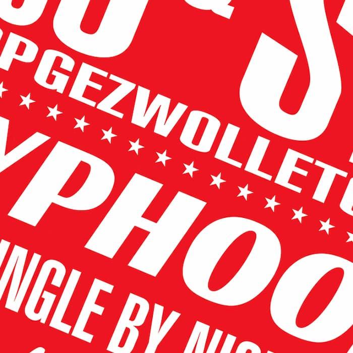 Rico & Sticks # OpgezwolleTotNu + Typhoon + Jungle By Night +Kuenta I Tambu + Weval + Jameszoo