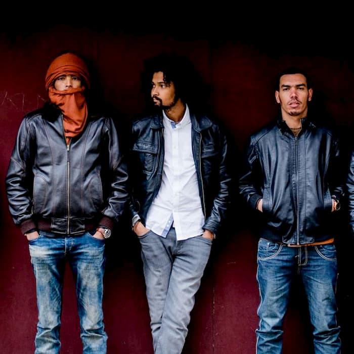 Imarhan + Sons of Kemet