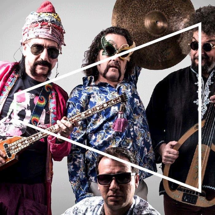 Turkish Psychedelica night feat. Baba Zula + Altin Gün