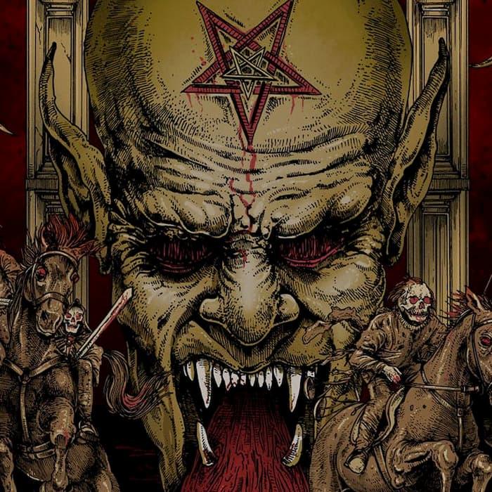 European Apocalypse Tour feat. Kreator - Dimmu Borgir - Hatebreed - Bloodbath