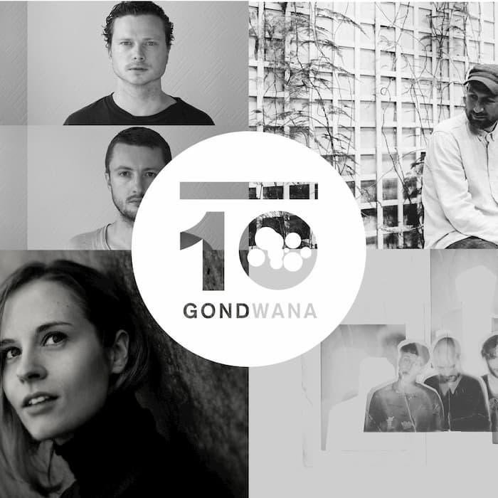 Gondwana 10 presents STUFF. + Portico Quartet + Matthew Halsall & The Gondwana Orchestra + Phil France + ...