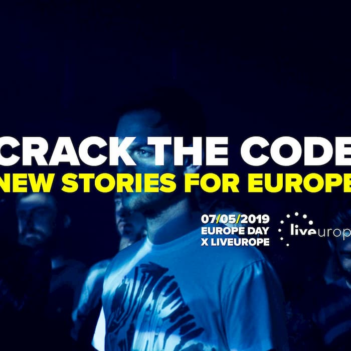 CRACK THE CODE: NEW STORIES FOR EUROPE