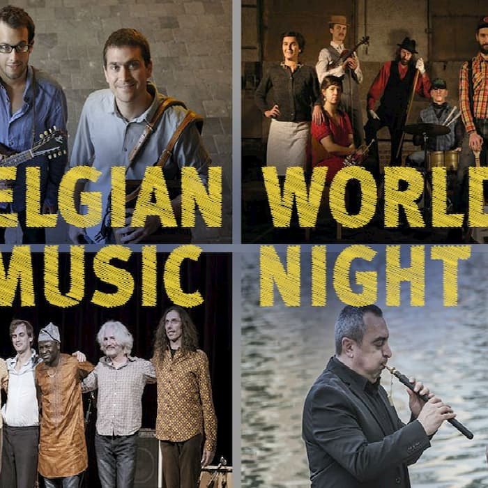 Belgian World Music Night
