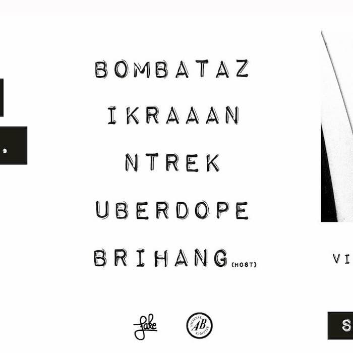 Fake Label Night feat. Bombataz, IKRAAAN, NTREK, Uberdope