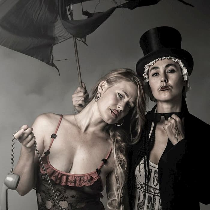 CANCELLED: CocoRosie - Put The Shine On