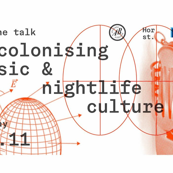 KU LEUVEN X HORST TALKS: Decolonising music & nightlife culture