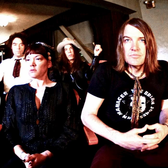 New date/New venue: The Dandy Warhols