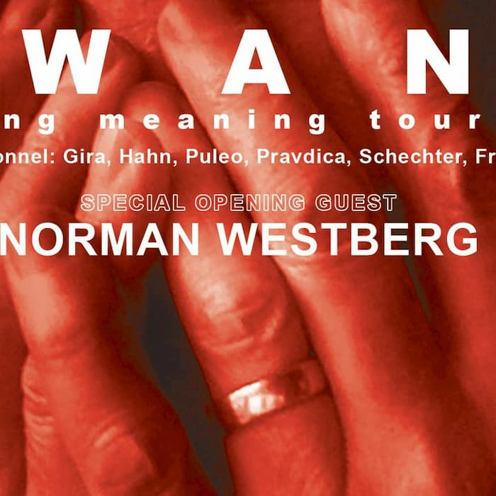Swans - Leaving Meaning Tour 2021