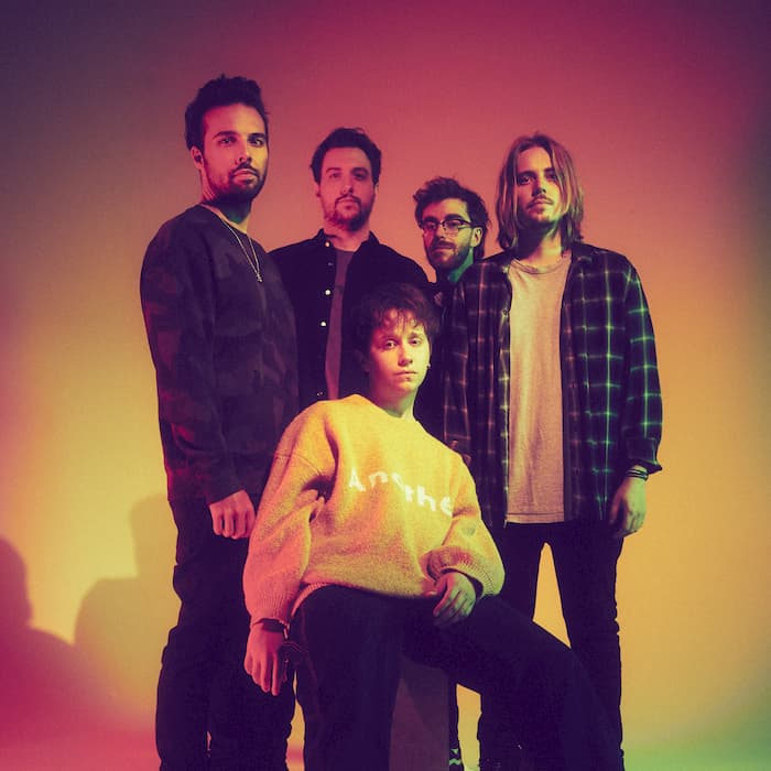 New date: Nothing But Thieves