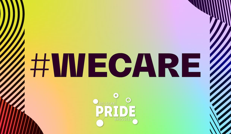 The Belgian Pride x AB talk: #WECARE