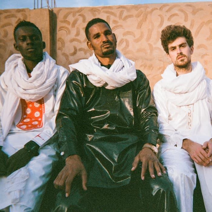 Mdou Moctar presents 'Afrique Victime'