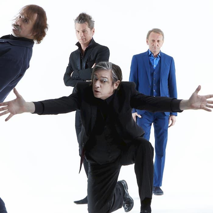 Einstürzende Neubauten - Extra concert